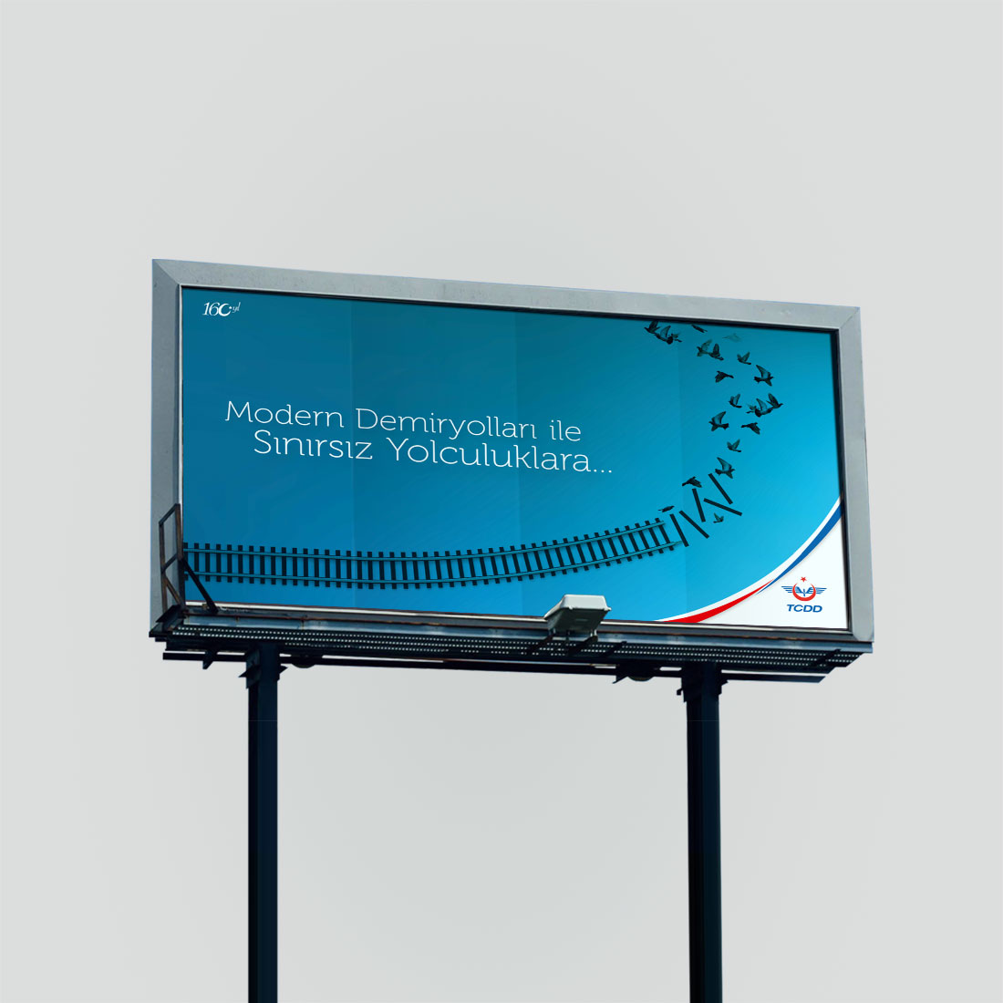 TCDD BILLBOARD